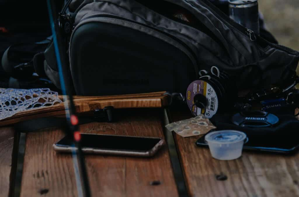 One of the best fly fishing sling pack and equipment for fly fishing