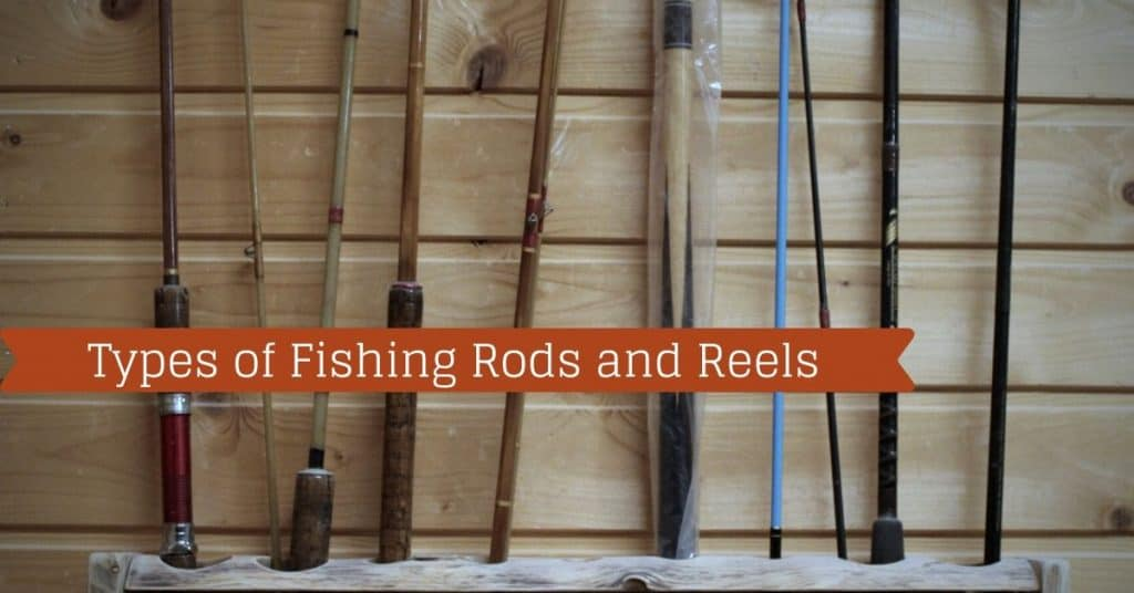 Types of Fishing Rods and Reels - Fishstainable